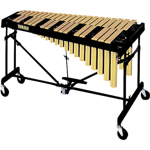 Yamaha yv 3710g 3 octave professional tour vibraphone with cover musician 39 s friend for Yamaha 3 octave keyboard