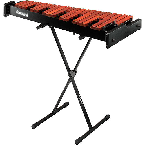 Yamaha yx 230 3 octave xylophone with stand musician 39 s friend for Yamaha 3 octave keyboard
