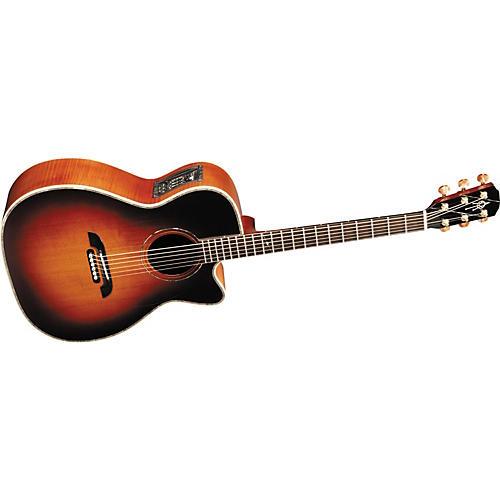 Alvarez Yairi Virtuoso Maple WY1TS Acoustic Electric Cutaway