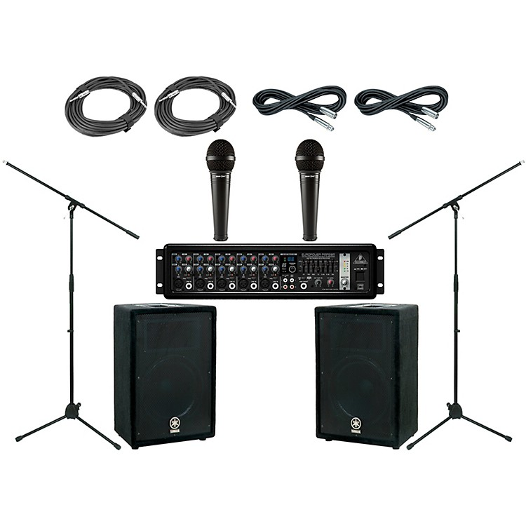 Behringer Yamaha A12 PA Package