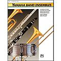 Alfred Yamaha Band Ensembles Book 2 Percussion