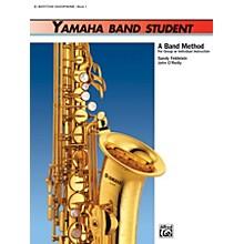 Alfred Yamaha Band Student Book 1 Bari Sax