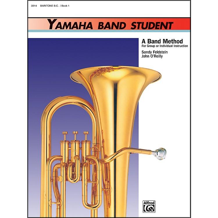 AlfredYamaha Band Student Book 1 Baritone B.C.