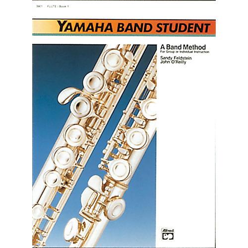 Alfred Yamaha Band Student Book 1 Bass Clarinet-thumbnail