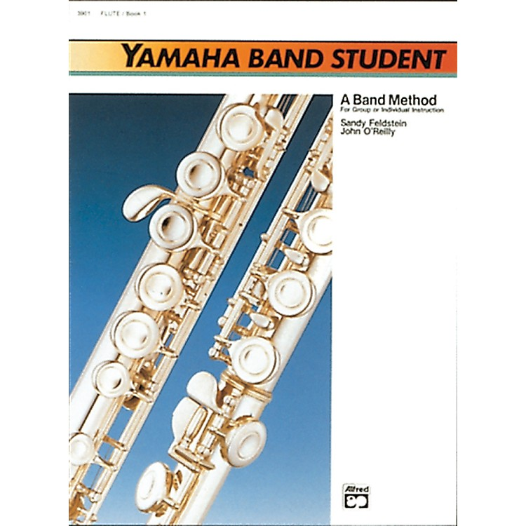 Alfred Yamaha Band Student Book 1 Bass Clarinet