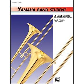 alfred yamaha band student book 1 trombone musician 39 s friend. Black Bedroom Furniture Sets. Home Design Ideas