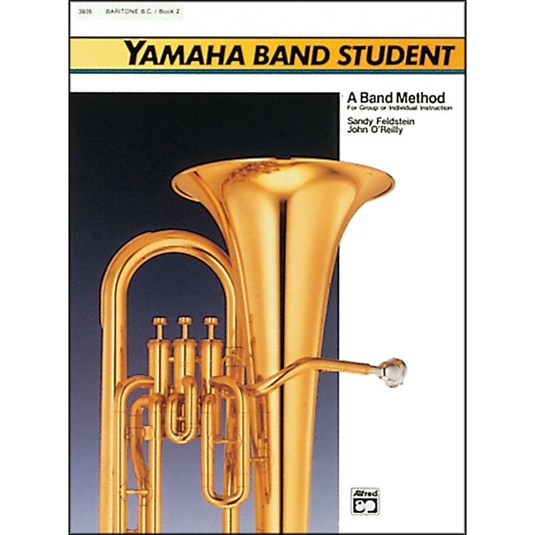 AlfredYamaha Band Student Book 2 Baritone B.C.