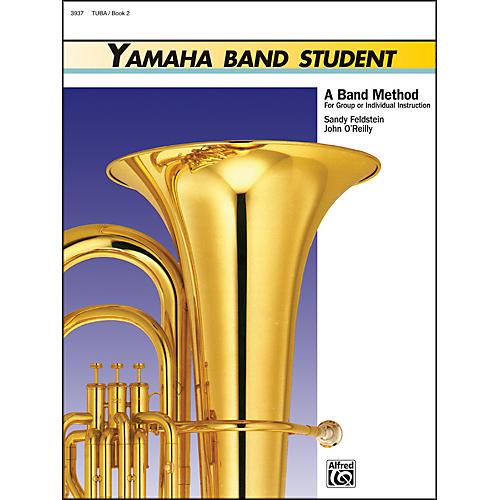 Alfred Yamaha Band Student Book 2 Tuba-thumbnail