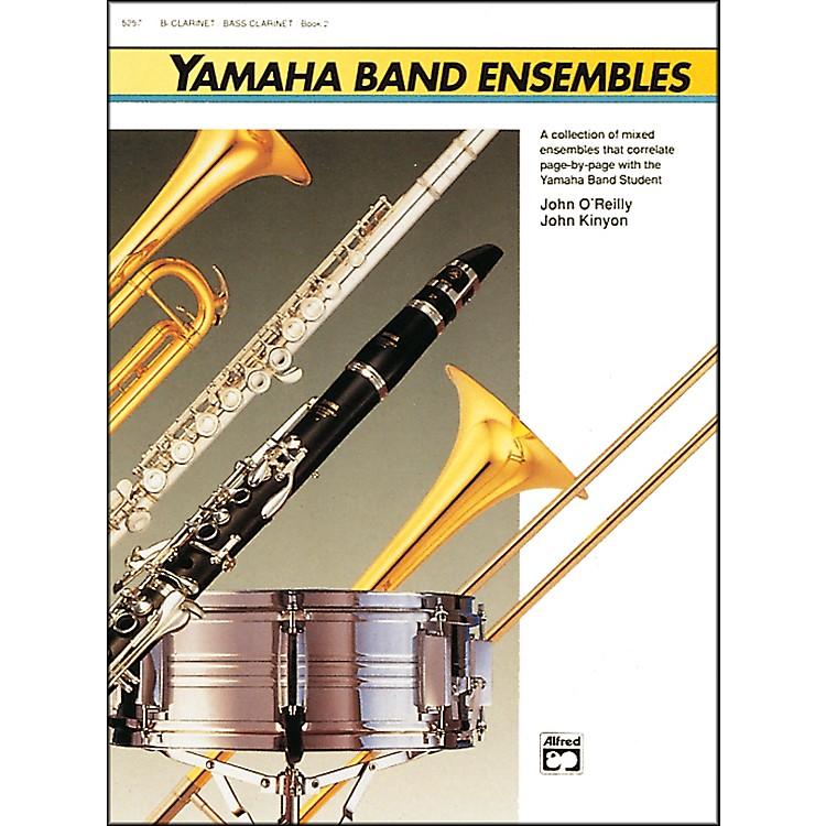 AlfredYamaha Band Student Book 3 Baritone B.C.