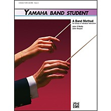 Alfred Yamaha Band Student Book 3 Conductor's Score