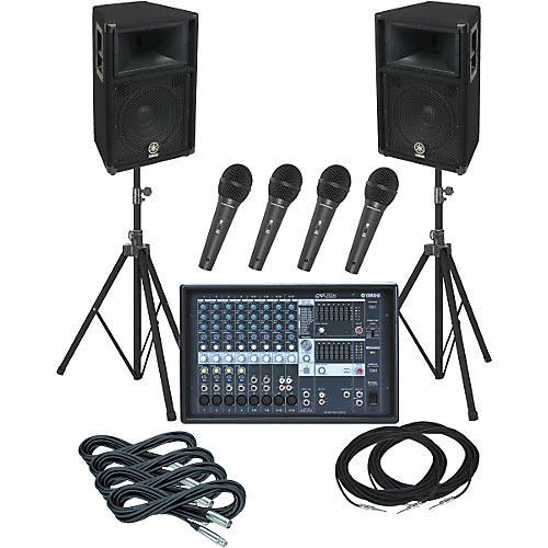 Yamaha Yamaha EMX312SC / S112V PA Package