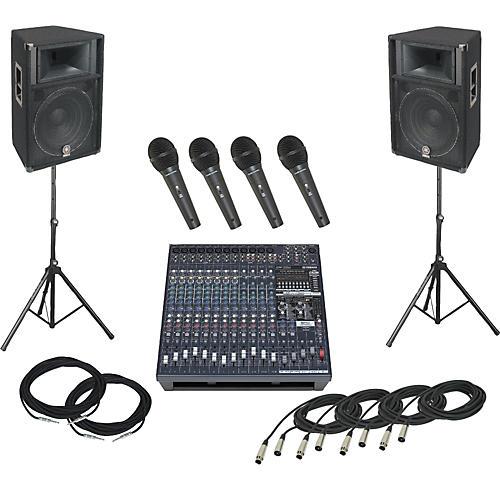 Yamaha Yamaha EMX5016CF / S115V PA Package-thumbnail