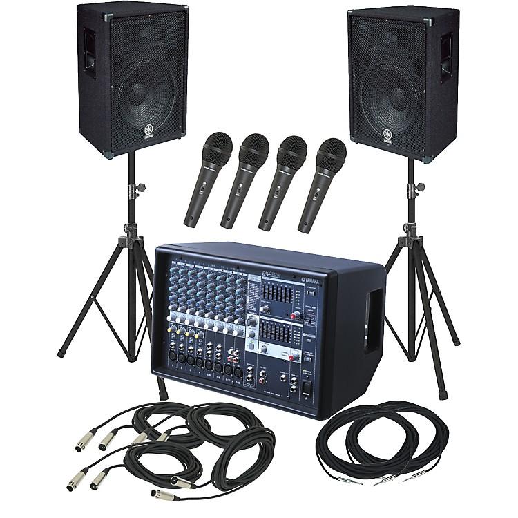 YamahaYamaha EMX512SC / BR15 PA Package