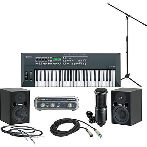 Yamaha Yamaha KX49 Recording Package