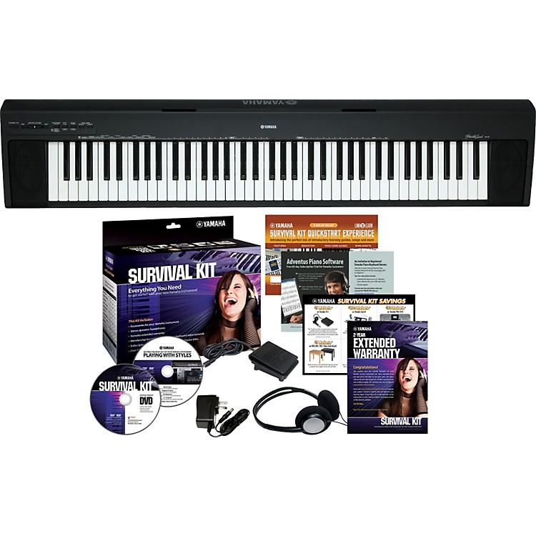 YamahaYamaha NP-30 76-Key Portable Grand Piano with Survival Kit