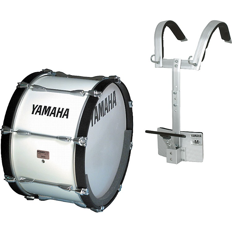 YamahaYamaha Power-Lite 18 Inch Bass Drum /w Carrier
