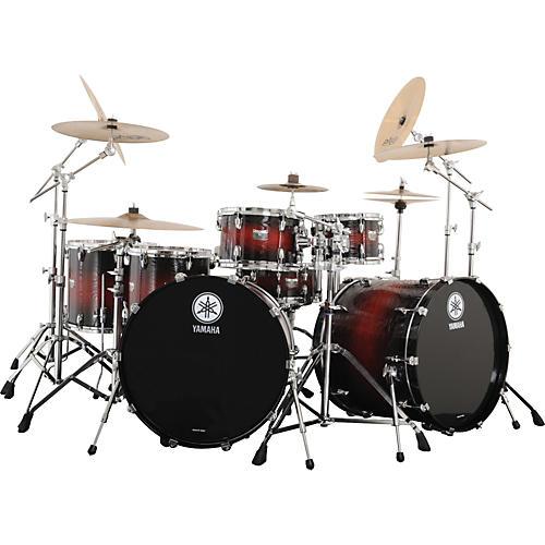 Yamaha Yamaha Rock Tour 6-Piece Double Bass Drum Shell Pack