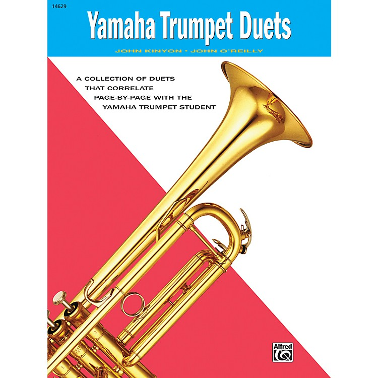 AlfredYamaha Trumpet Duets