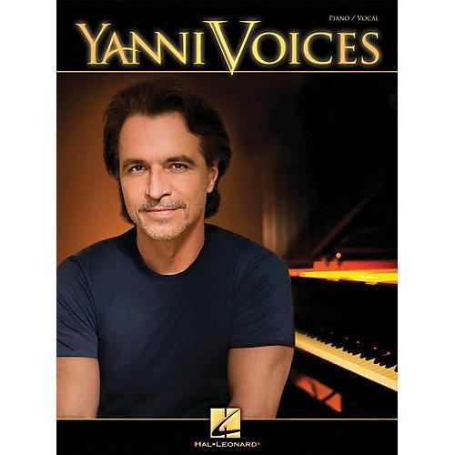 Hal Leonard Yanni - Voices Vocal Piano Songbook