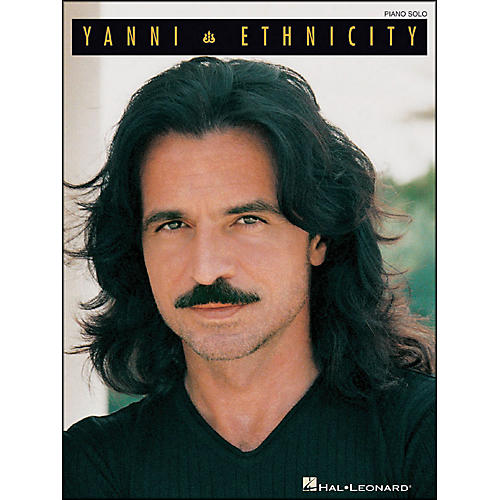 Hal Leonard Yanni Ethnicity Piano Solo