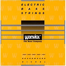 Warwick Yellow Label 5-String Medium High C Nickel Bass Strings