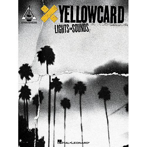Hal Leonard Yellowcard Lights And Sounds Guitar Tab Songbook-thumbnail