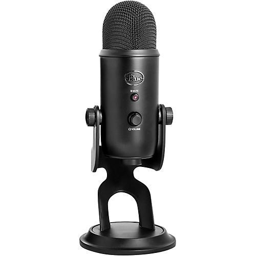 BLUE Yeti Blackout Microphone-thumbnail