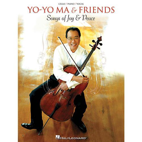 Hal Leonard Yo-Yo Ma - Songs Of Joy & Peace for Piano/Vocal/Guitar-thumbnail