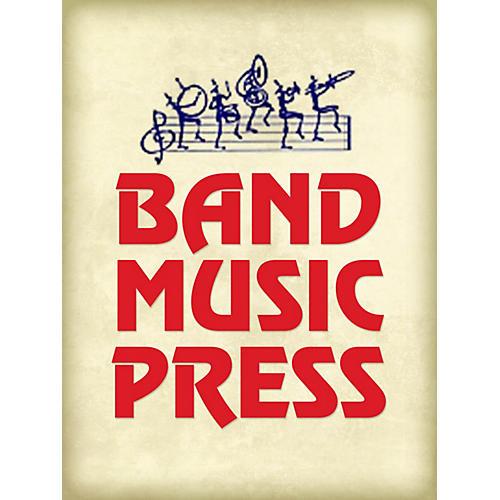 Band Music Press Yorckshire March Concert Band Level 2-2 1/2 Arranged by David Leppla