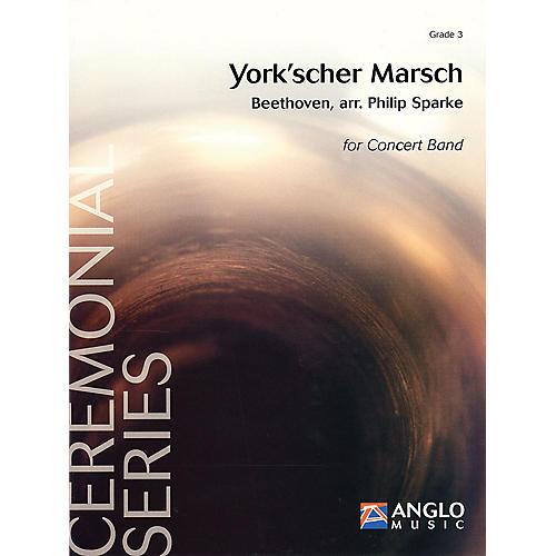 De Haske Music York'scher Marsch (Score and Parts) Concert Band Level 3 Composed by Philip Sparke-thumbnail