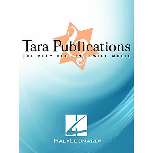Tara Publications Yossele Rosenblatt - Classic Cantorial Recitatives Tara Books Series Softcover-thumbnail