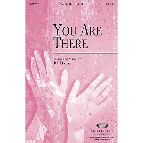 Integrity Music You Are There SPLIT TRAX Composed by BJ Davis-thumbnail