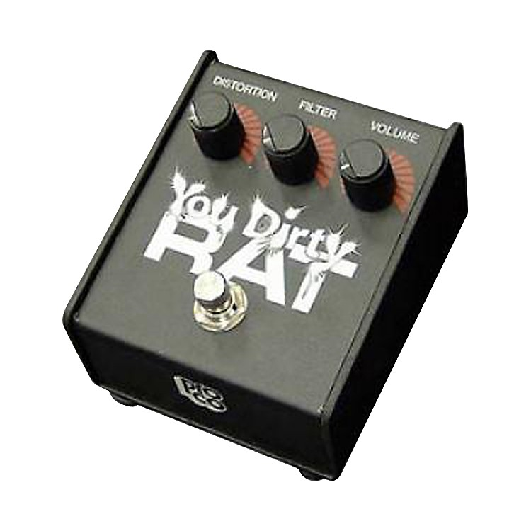 Pro Co You Dirty Rat Distortion Guitar Effects Pedal