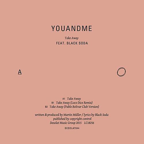 Alliance Youandme - Take Away feat. Black Soda