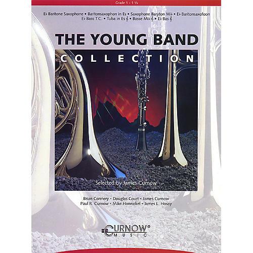 Curnow Music Young Band Collection (Grade 1.5) (Alto Sax) Concert Band Level 1.5-thumbnail