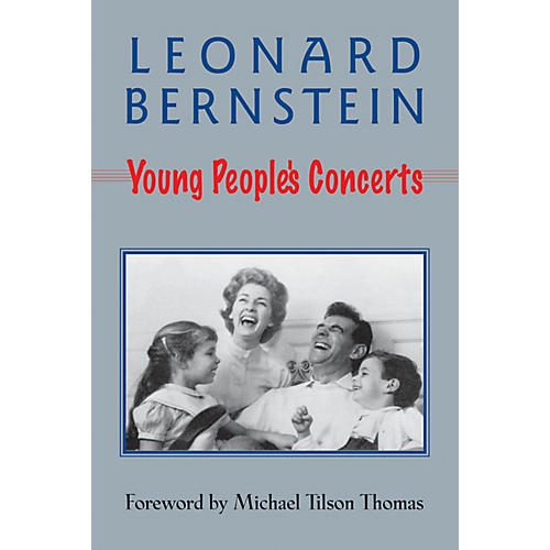 Amadeus Press Young People's Concerts Amadeus Series Softcover Written by Leonard Bernstein-thumbnail