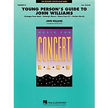 Hal Leonard Young Person's Guide to John Williams Concert Band Level 3 Arranged by Jay Bocook