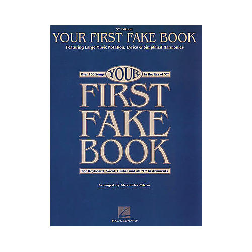 Hal Leonard Your First Fake Book