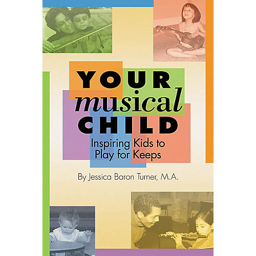 String Letter Publishing Your Musical Child Book-thumbnail