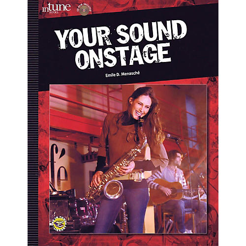 Hal Leonard Your Sound Onstage Book/CD-ROM