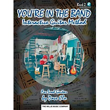Willis Music You're In The Band Interactive Guitar Method Book 2 for Lead Guitar Book/CD