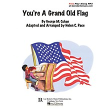 Lee Roberts You're a Grand Old Flag (Levels 2/3 Piano Duet) Pace Piano Education Series Composed by George M. Cohan
