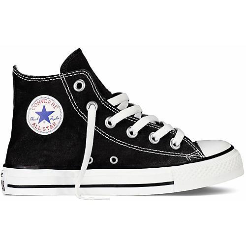Converse Youth Chuck Taylor All Star Hi Top Black 13