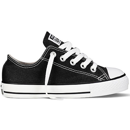 Converse Youth Chuck Taylor All Star Oxford Black