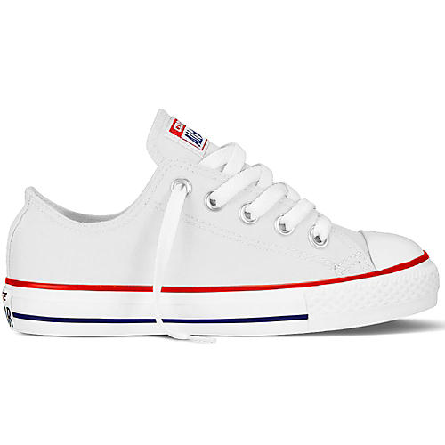 Converse Youth Chuck Taylor All Star Oxford Optical White 2.5