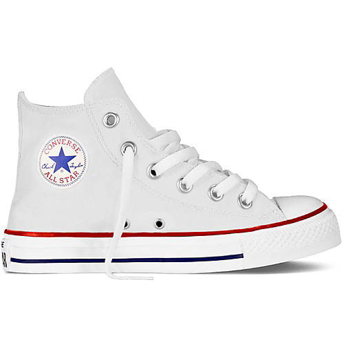 Converse Youth Chuck Taylor Core Hi Top Optical White-thumbnail