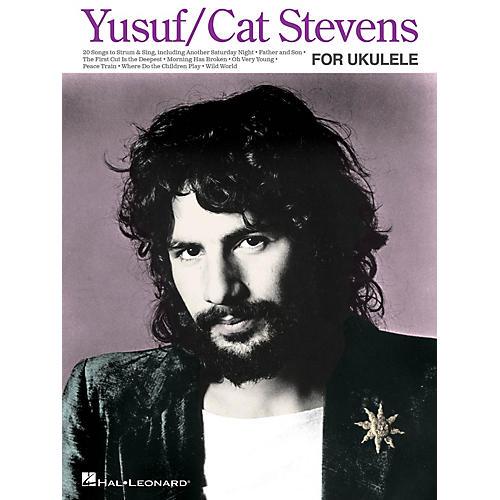 Hal Leonard Yusuf/Cat Stevens for Ukulele Ukulele Series Softcover Performed by Cat Stevens-thumbnail