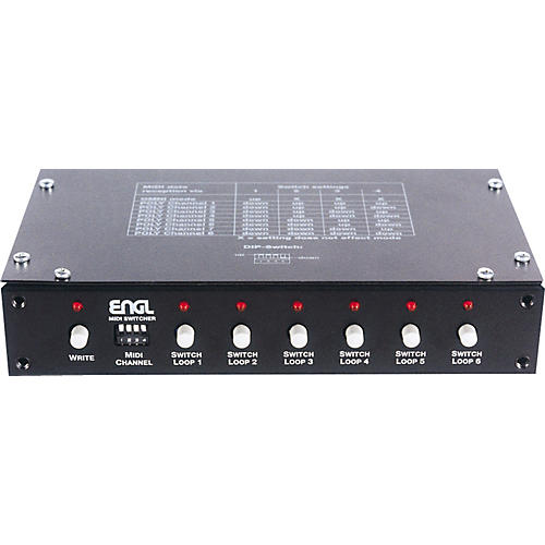 Engl Z-11 MIDI Switcher