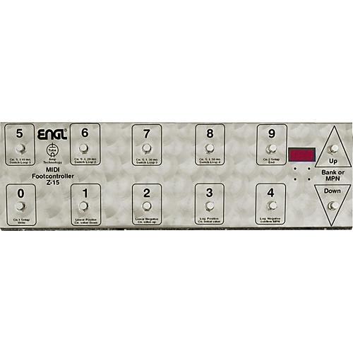 Engl Z-15 MIDI Footcontroller