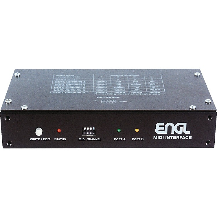 Engl Z-7 MIDI Interface